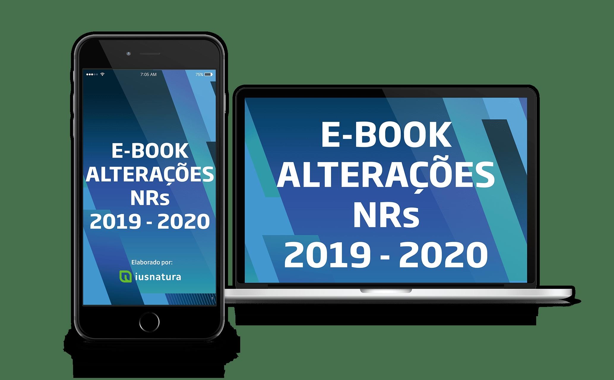 E-Book – Alterações NRs